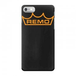 new remo cymbals drum logo iPhone 7 Case | Artistshot