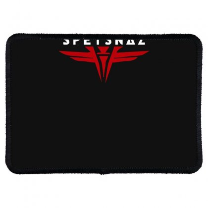 New Spetsnaz Rectangle Patch Designed By Fanshirt