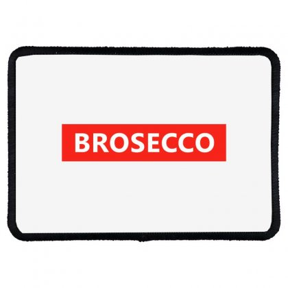 Brosecco Rectangle Patch Designed By Jetstar99