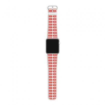 Brosecco Apple Watch Band Designed By Jetstar99