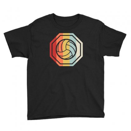 Volleyball Girl Team Club Player Gift Youth Tee Designed By Hoainv