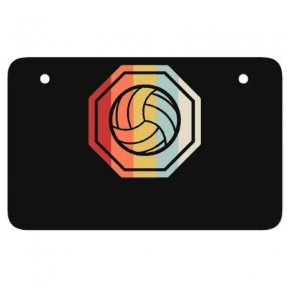 Volleyball Girl Team Club Player Gift Atv License Plate Designed By Hoainv