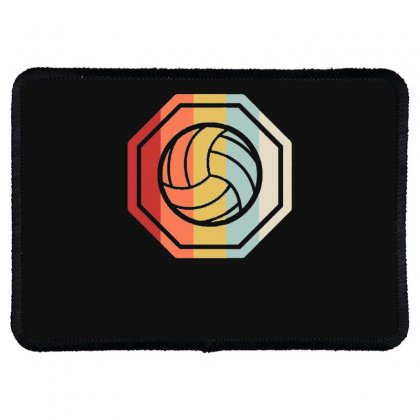 Volleyball Girl Team Club Player Gift Rectangle Patch Designed By Hoainv