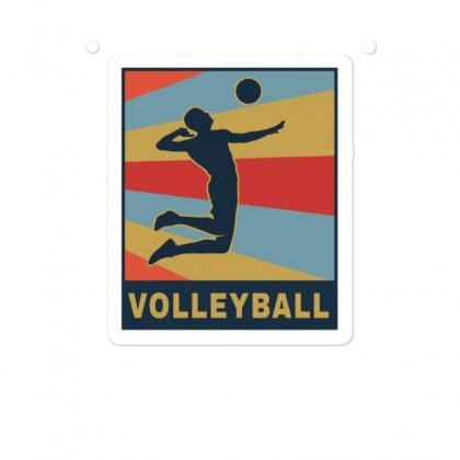 Volleyball Girl Team Club Player Sticker Designed By Hoainv
