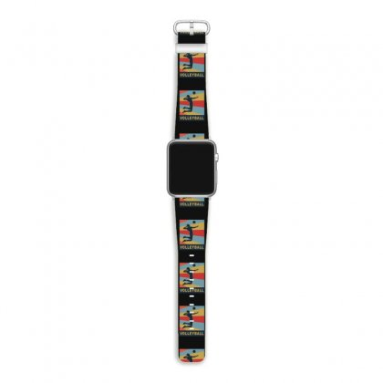 Volleyball Girl Team Club Player Apple Watch Band Designed By Hoainv