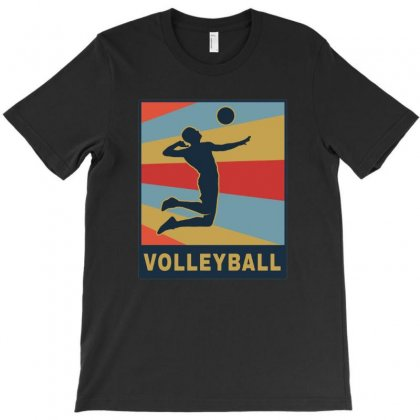 Volleyball Girl Team Club Player T-shirt Designed By Hoainv
