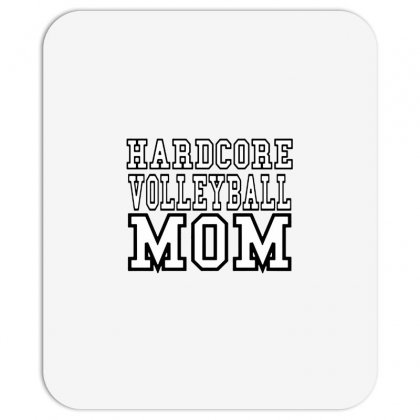 Volleyball Hardcore Volleyball Mom Mousepad Designed By Hoainv