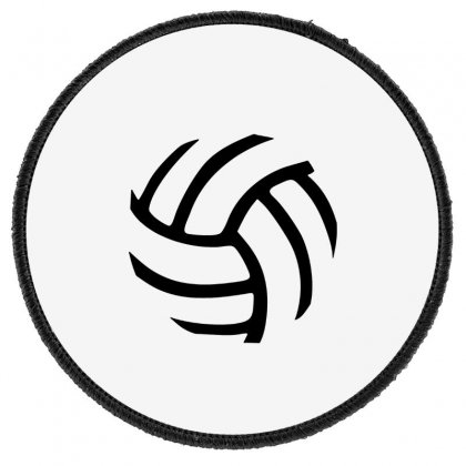 Volleyball Volleyball Round Patch Designed By Hoainv