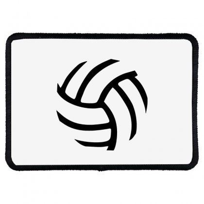 Volleyball Volleyball Rectangle Patch Designed By Hoainv