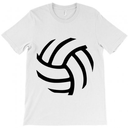 Volleyball Volleyball T-shirt Designed By Hoainv