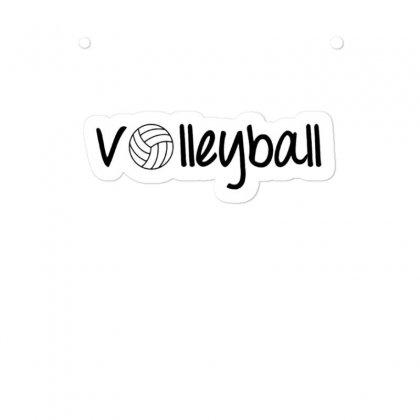 Volleyball Sticker Designed By Hoainv