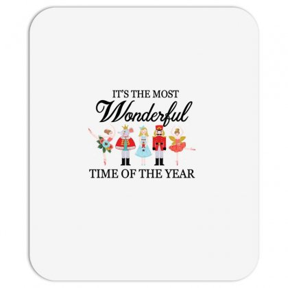 Ballet Christmas Time Mousepad Designed By Hoainv