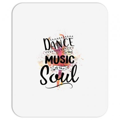 Ballet Dance Is The Music Of The Soul Mousepad Designed By Hoainv