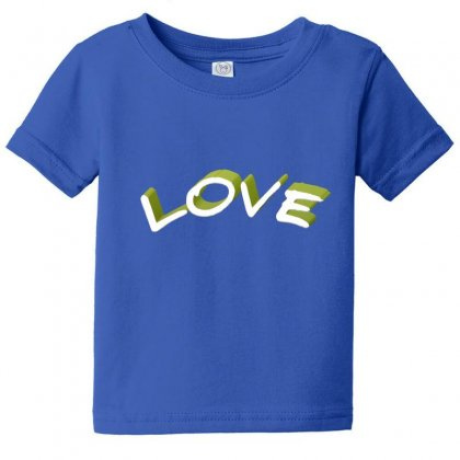 Love Baby Tee Designed By Chams