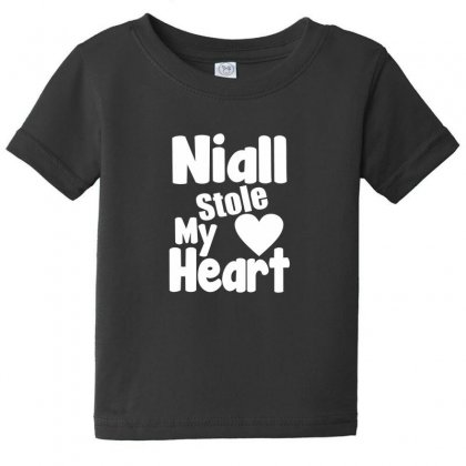 Niall Stole My Heart Baby Tee Designed By F4j4r
