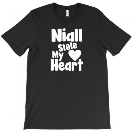Niall Stole My Heart T-shirt Designed By F4j4r