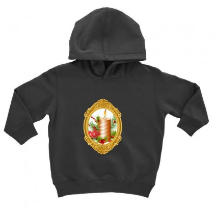 Christmas Toddler Hoodie Designed By Chams