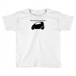 only smarties have the answer Toddler T-shirt | Artistshot