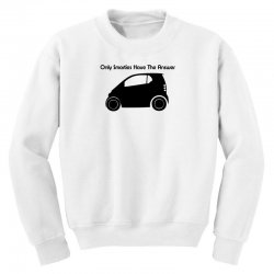 only smarties have the answer Youth Sweatshirt | Artistshot