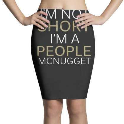 People Mcnugget Pencil Skirts Designed By F4j4r