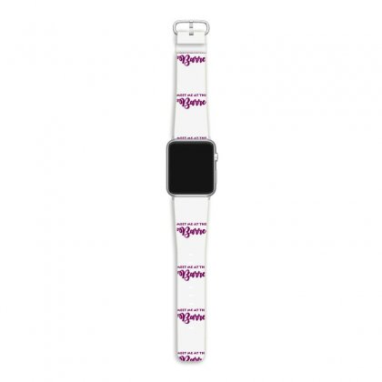 Ballet Meet Me At The Barre Apple Watch Band Designed By Hoainv