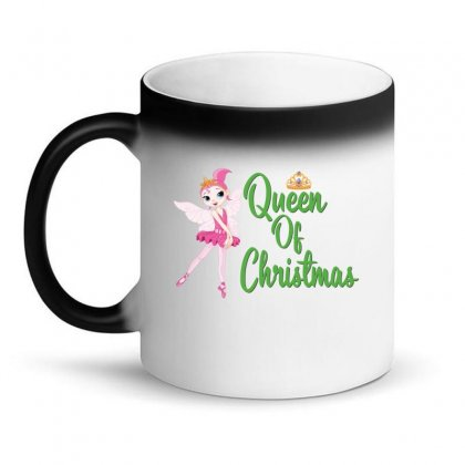 Ballet Queen Of Christmas Magic Mug Designed By Hoainv