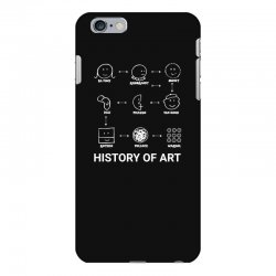 history of art funny iPhone 6 Plus/6s Plus Case | Artistshot