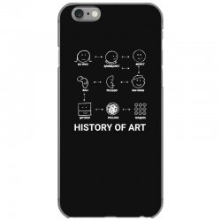 history of art funny iPhone 6/6s Case | Artistshot