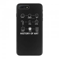 history of art funny iPhone 7 Plus Case | Artistshot