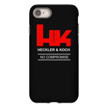 Hk Heckler And Koch Firearms Sniper Rifle Iphone 8 Case Designed By Teeshop