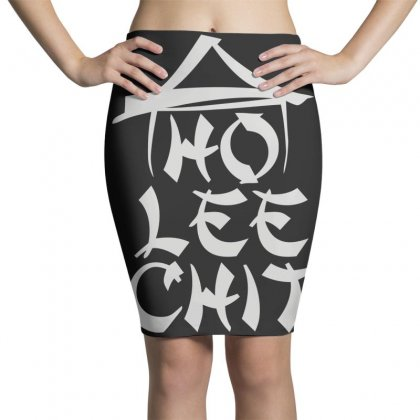 Ho Lee Chit (2) Pencil Skirts Designed By Teeshop