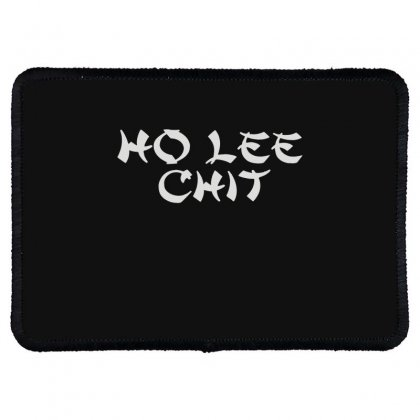 Ho Lee Chit Rectangle Patch Designed By Teeshop