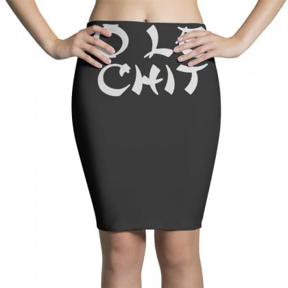 Ho Lee Chit Pencil Skirts Designed By Teeshop