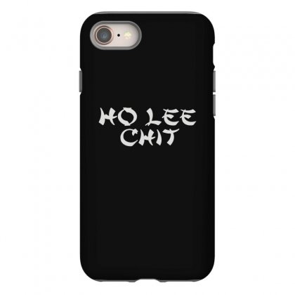 Ho Lee Chit Iphone 8 Case Designed By Teeshop