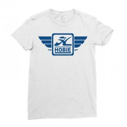hobie skateboard Ladies Fitted T-Shirt | Artistshot
