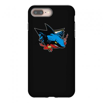 Hockey Royalty Iphone 8 Plus Case Designed By Teeshop