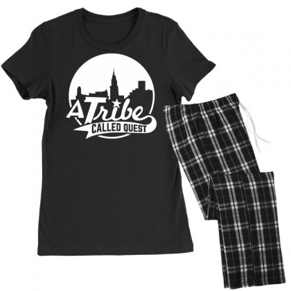 A Tribe Called Quest Women's Pajamas Set Designed By Dinugraha