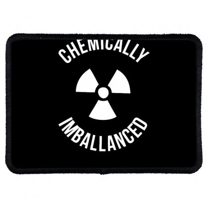Chemically Imballanced Rectangle Patch Designed By Dinugraha