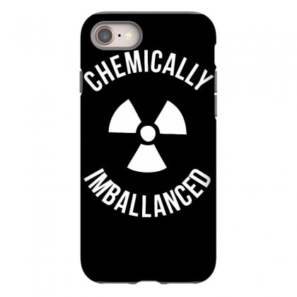 Chemically Imballanced Iphone 8 Case Designed By Dinugraha