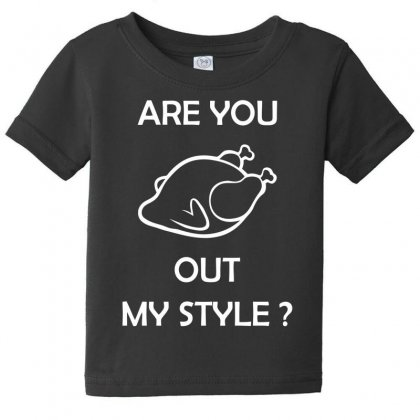 Chicken Style Baby Tee Designed By Dinugraha