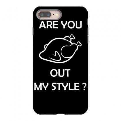Chicken Style Iphone 8 Plus Case Designed By Dinugraha