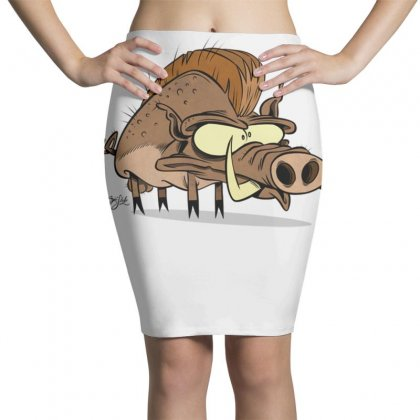 Hog Pencil Skirts Designed By Teeshop
