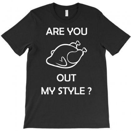 Chicken Style T-shirt Designed By Dinugraha