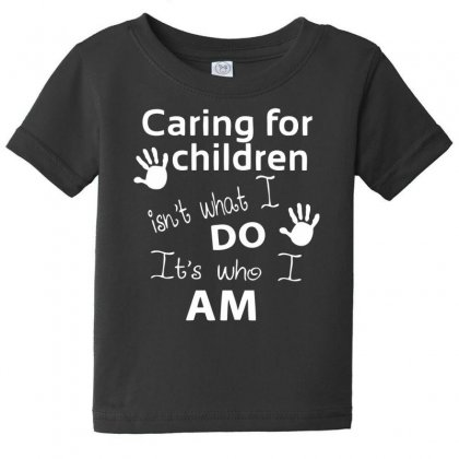 Children Care Baby Tee Designed By Dinugraha