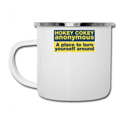 Hokey Cokey Anonymous Camper Cup Designed By Teeshop
