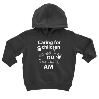 Children Care Toddler Hoodie Designed By Dinugraha