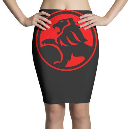 Holden Badge Vauxhall Opel Pencil Skirts Designed By Teeshop