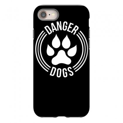 Danger Dogs Iphone 8 Case Designed By Dinugraha