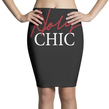 Holy Chic Pencil Skirts Designed By Teeshop