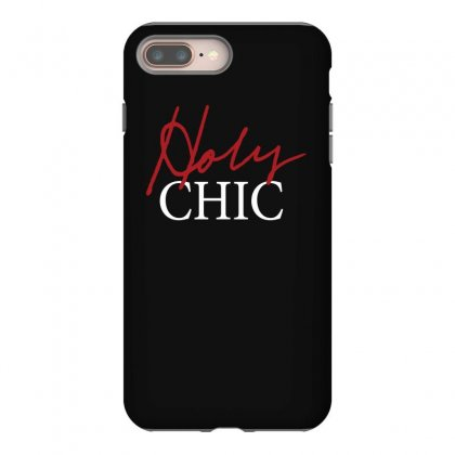 Holy Chic Iphone 8 Plus Case Designed By Teeshop